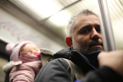Metro naps