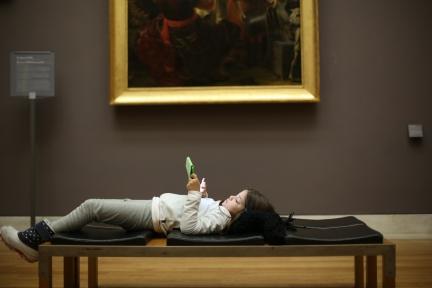 Taking a tech break from the artistic bonanza.