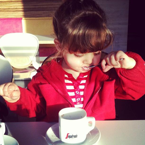babyccino days