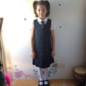 First day of school 2013