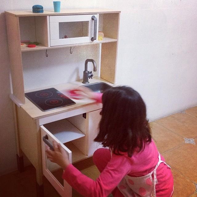 ikea duktig mini kitchen