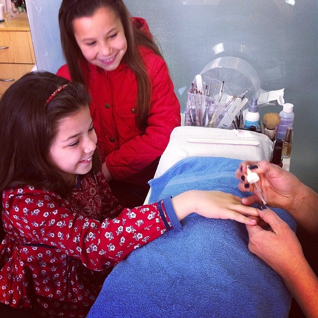 maia manicure