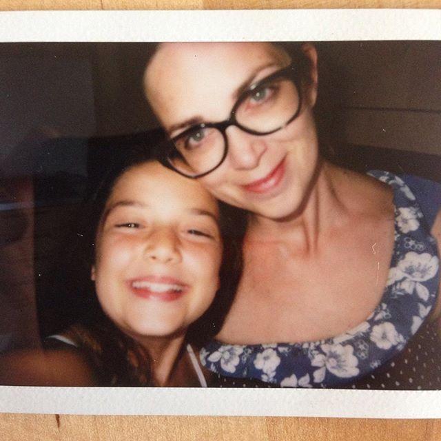 M & mama polaroid